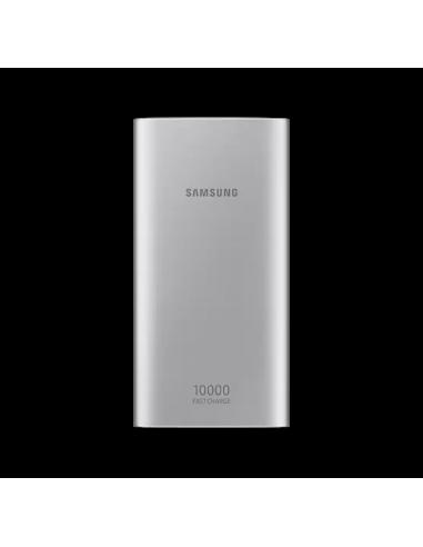 Power Bank Type C Silver 10 000 mAh