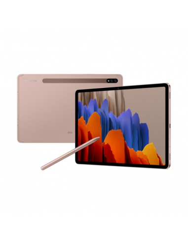 Galaxy Tab S7 Bronze