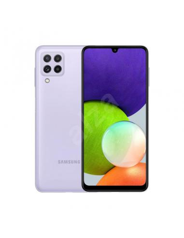 Galaxy A22 Violet